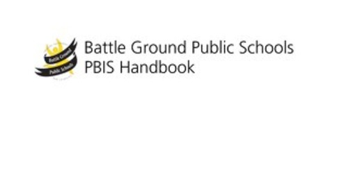 BGPS PBIS Handbook 2015
