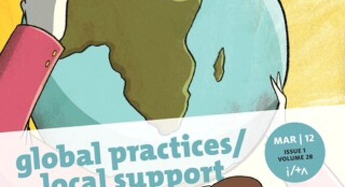 Global Practices/Local Support (Spring 2012)