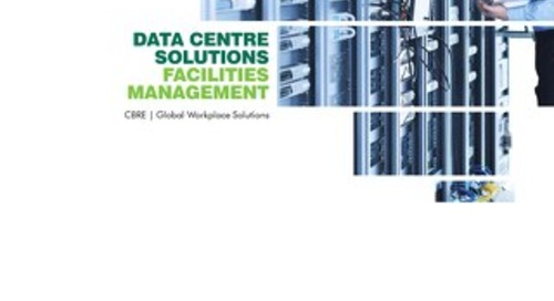 Data Centre Solutions Facilities Management_GWS