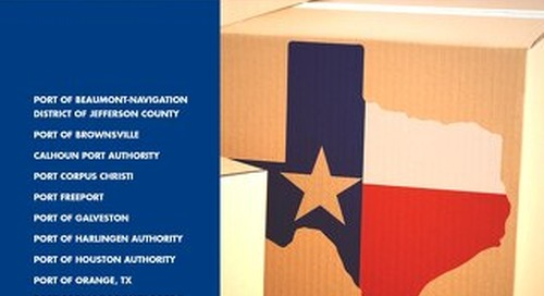 Texas Ports and Logistics Directory, Sept.2015