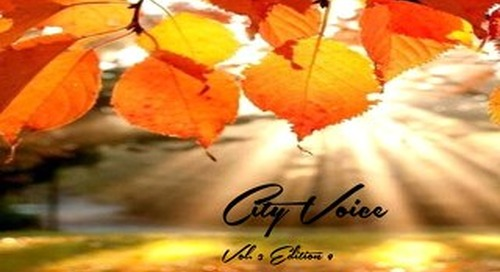 September City Voice Vol. 3 Edition 9