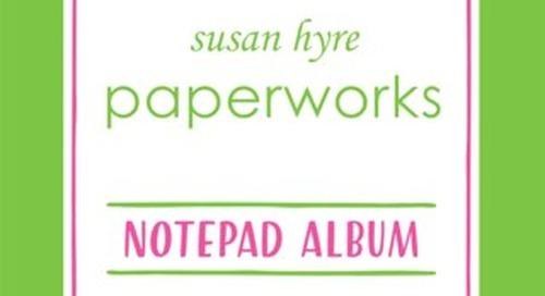 PAPERWORKS NOTEPAD ALBUM
