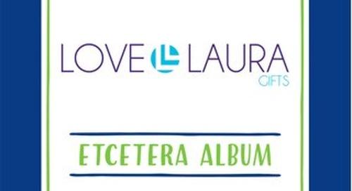 LOVE, LAURA ETC ALBUM