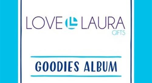 LOVE LAURA GOODIES ALBUM