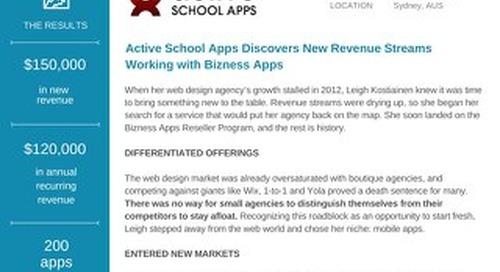 Active Mobile Apps [Bizness Apps Case Study]