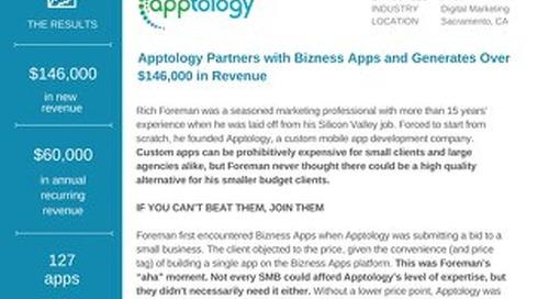 Apptology [Bizness Apps Case Study]