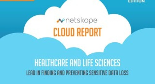 Worldwide Netskope Cloud Report - Fall 2015