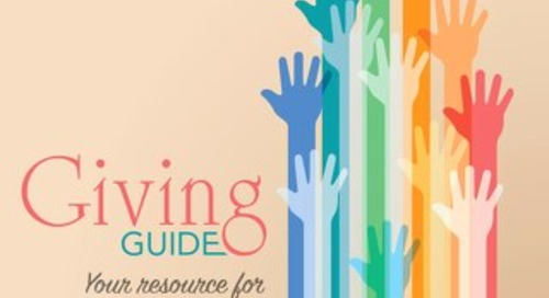 Giving Guide 2015