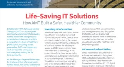 Life-Saving IT Solutions