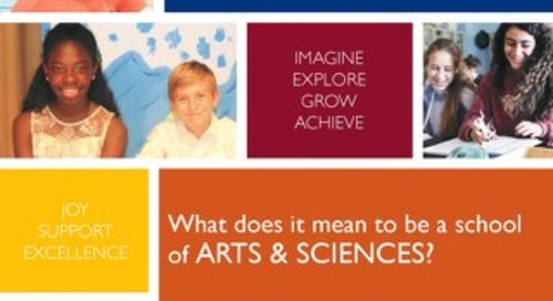 Arts & Sciences Flipbook