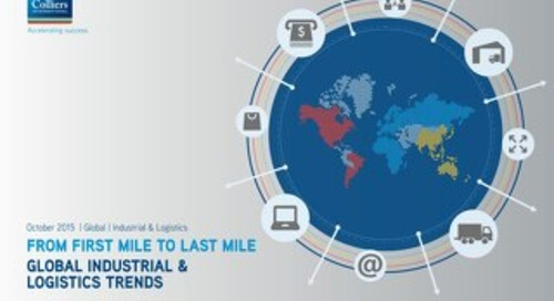E-Commerce and the future of Global Logistics