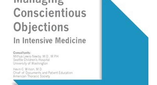 Conscientious Objections Pocket Guide