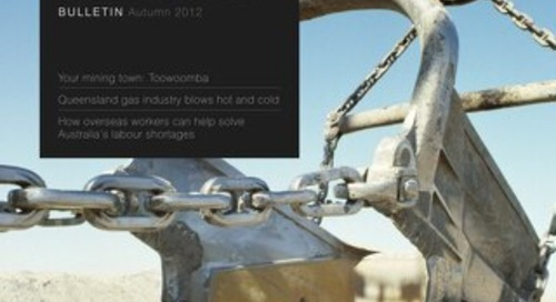 QLD Mining and Energy Bulletin Autumn 2012