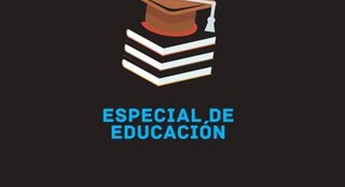 Especial de Educación Noviembre 2015 ITNOW