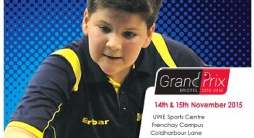 2015 Bristol Grand Prix online programme