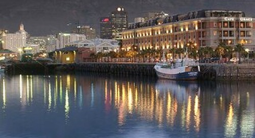 Cape Town scheduled tours 2019