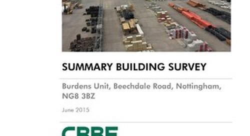 Burdens Report