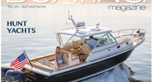 Florida Boating Magazine Fall 2015