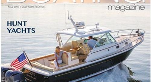 Florida Boating Magazine Fall 2015