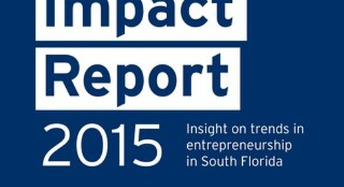 2015 Endeavor Miami Impact Report