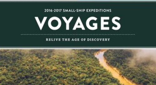 Small Ship Expedition Voyages: 2016-2017