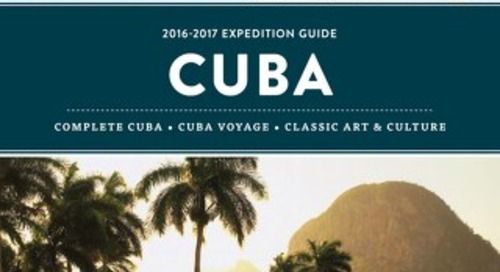 Cuba brochure 2016-2017