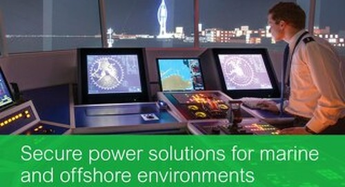 Marine Environment Solutions