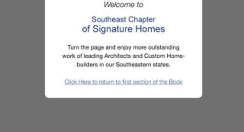 Signature Homes - Southeast Chapter