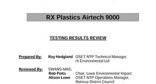 OSET- Trial- Airtech- 9000-Feb-2015