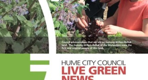 Live Green News - Summer 2015-16