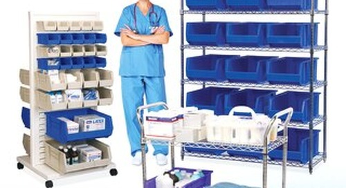 AHS Medical & Pharmacy Storage Solutions