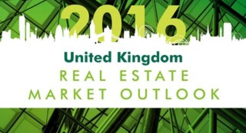UK Real Estate Market Outlook 2016 Report