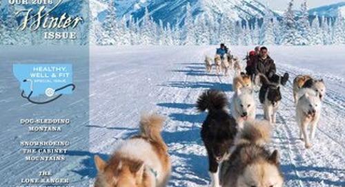 Distinctly Montana Winter 2016