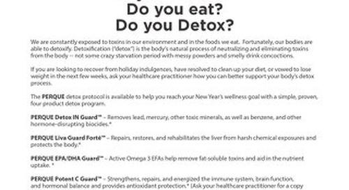 Detox Patient Handout Dec 2015