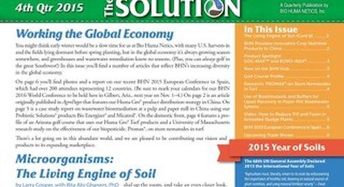 BHN 2015-4QTR Newsletter