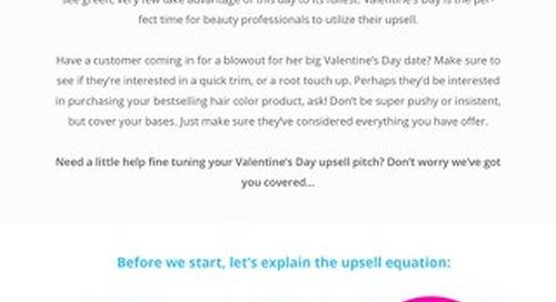 The Valentine's Day Cheat Sheet