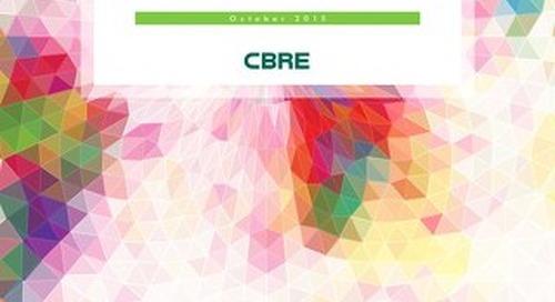 CBRE Retail Switzerland Report