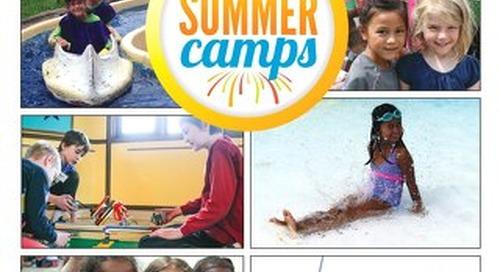 2016 Park District of Oak Park Summer Camps