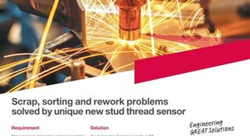 NAS_Stud Thread Sensor_Case Study_REV 1