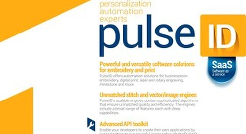 PulseID SaaS - Software as a Service