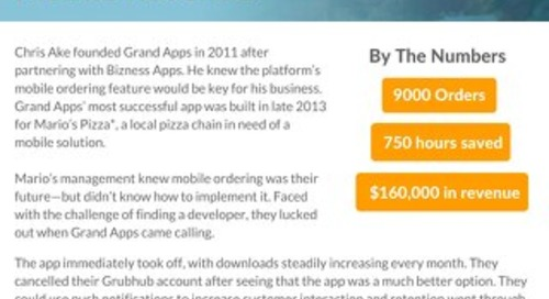Grand Apps Use-Case