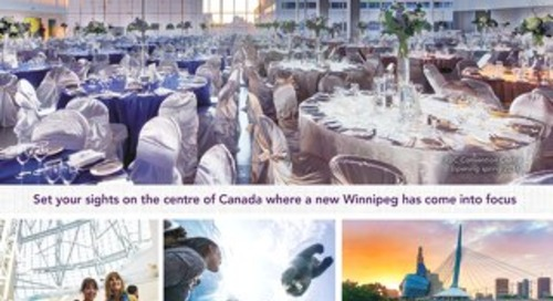 Why Winnipeg - Meetings & Conventions