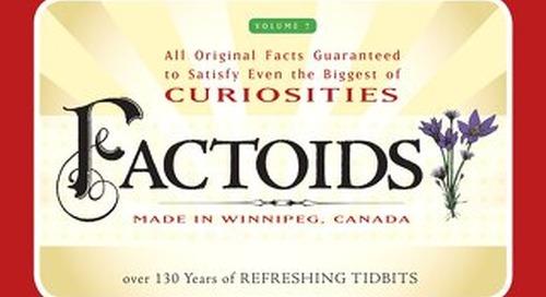 Winnipeg Factoids - Volume 7