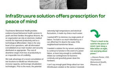 Healthcare - Touchstone Behavioral Health Testimonial