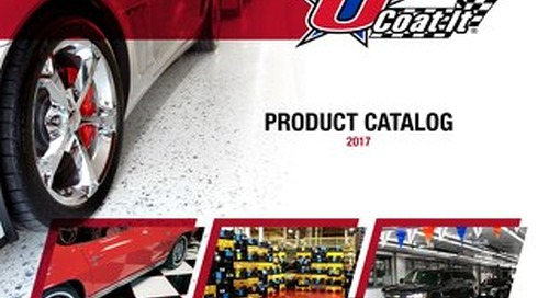 UCoat It's Digital Product Catalog