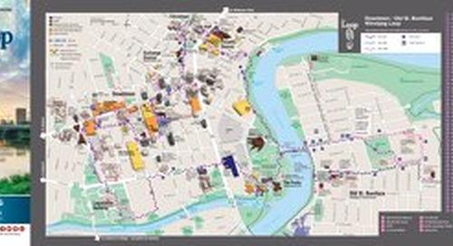 The Loop - Winnipeg's Urban Walking Trail - 2016