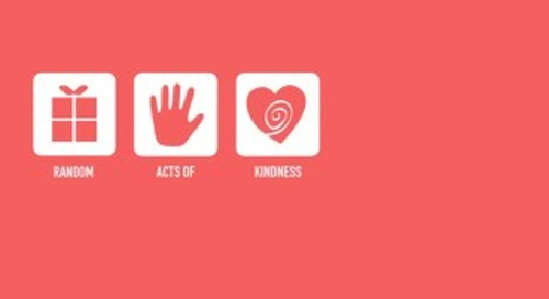 75 Random Acts of Kindness Ideas