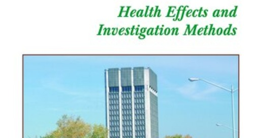 Health Canada Fungal Contamination in Public Buildings