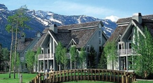 The Residence Club at Teton Pines