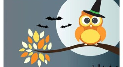Halloween Faboolous Card